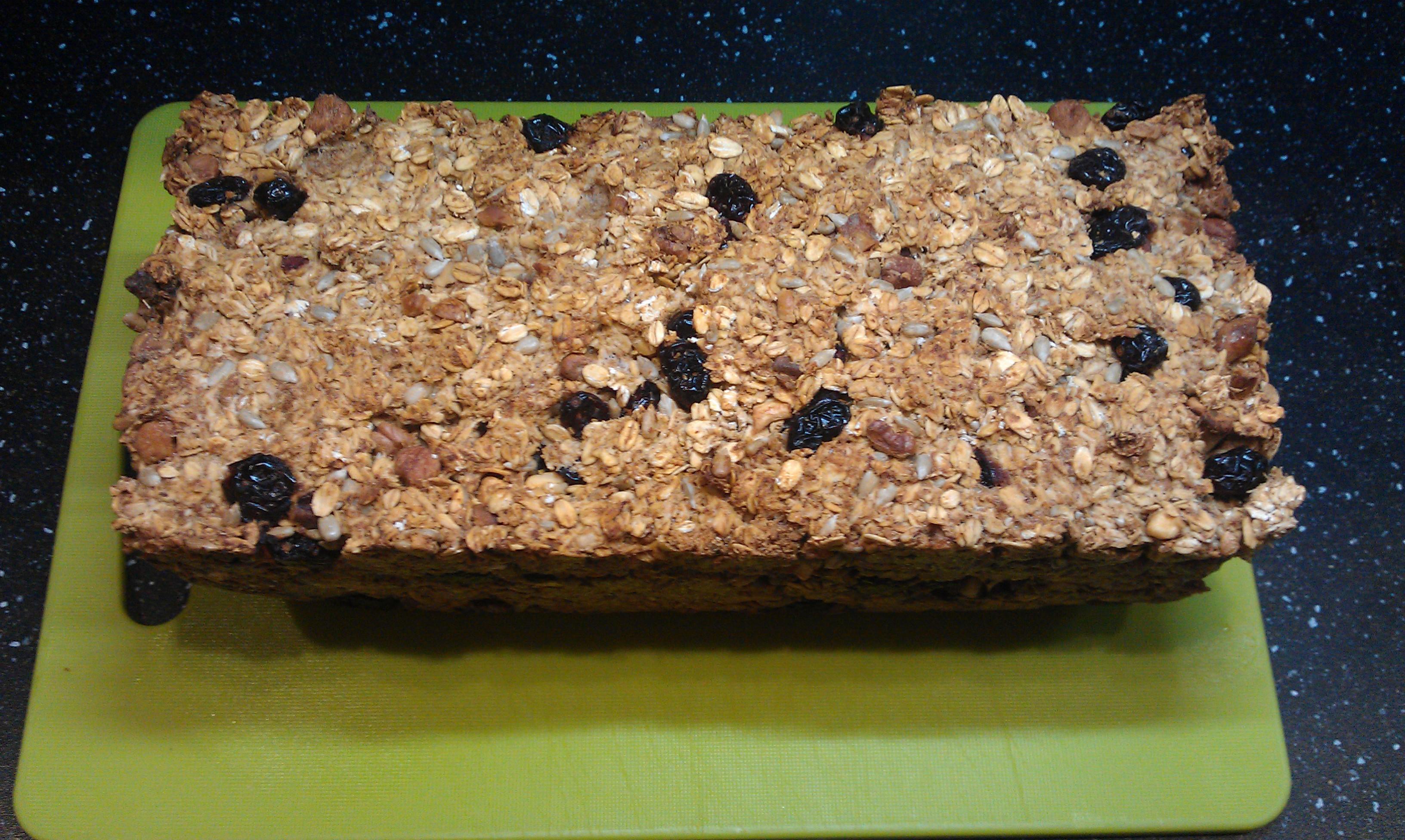 IMAG1246 Dietetyczny chleb