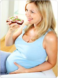 Zalecenia dietetyczne dla kobiet w ciąży