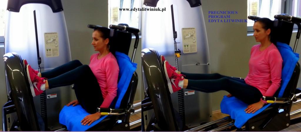 wąskie wyciskanie na suwnicy NN 1024x451 Ćwiczenia na siłowni dla ciężarnej