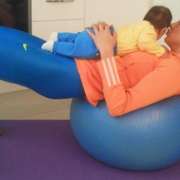 Ćwiczenia z maluszkiem