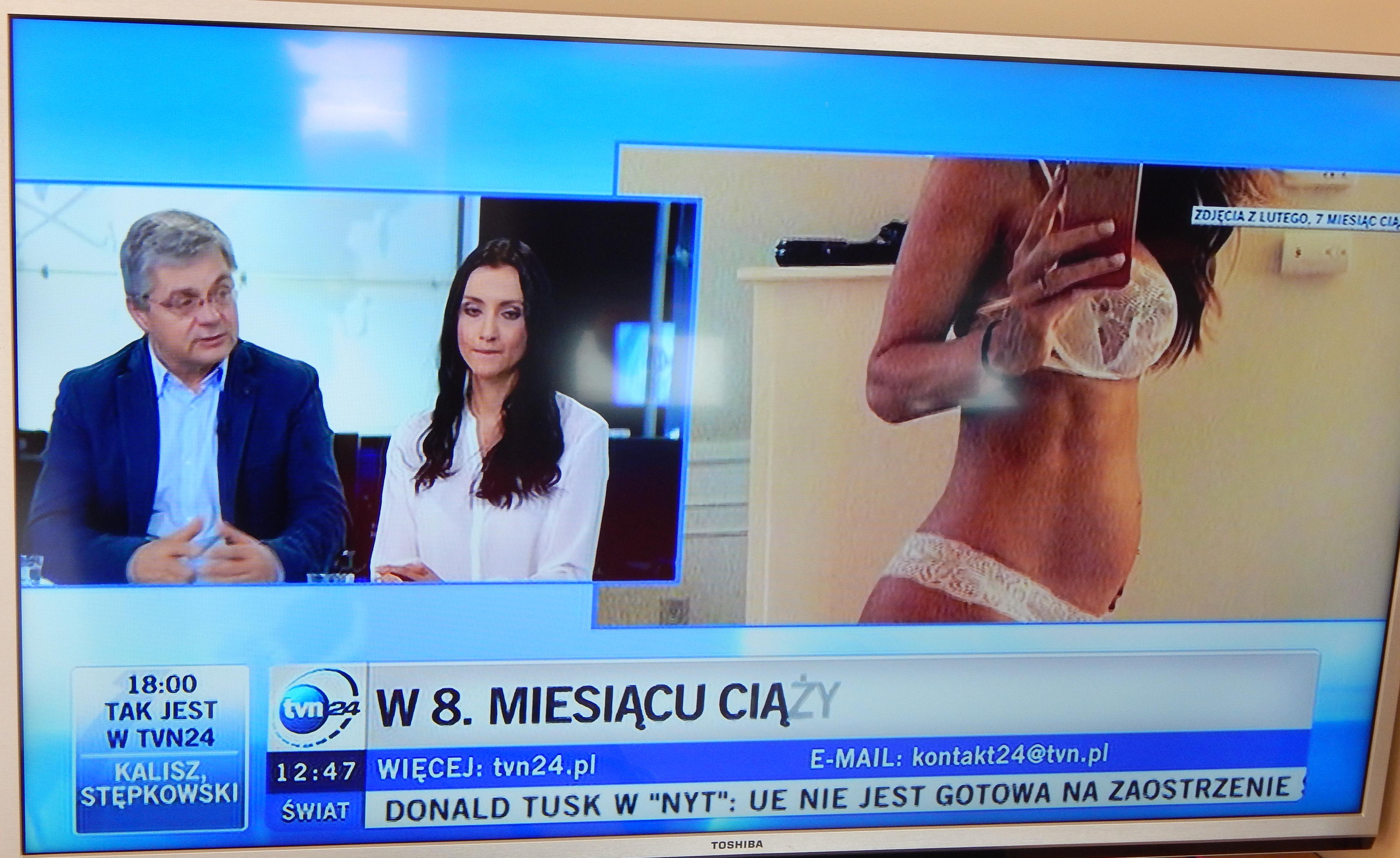 DSCN4213 W roli eksperta w tvn24!