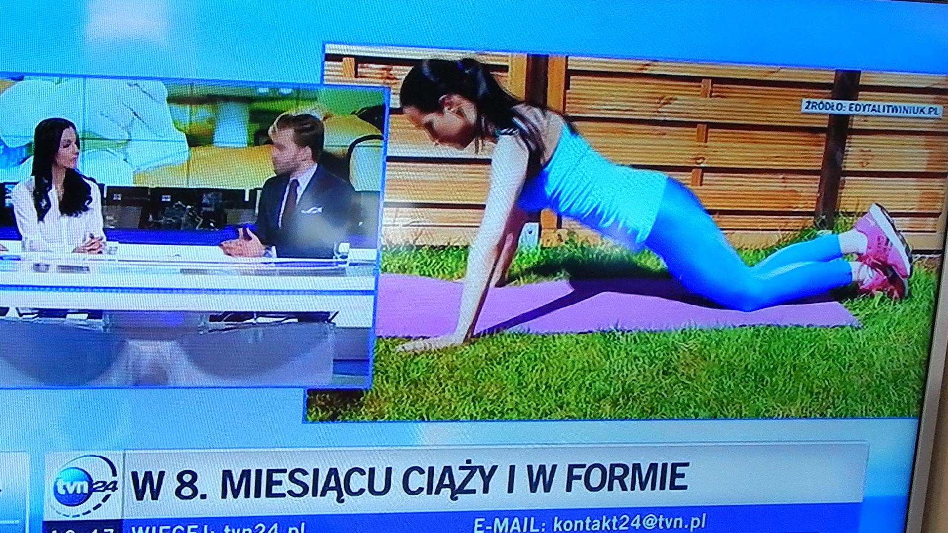 DSCN4216 W roli eksperta w tvn24!