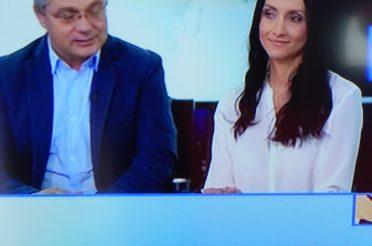 W roli eksperta w tvn24!