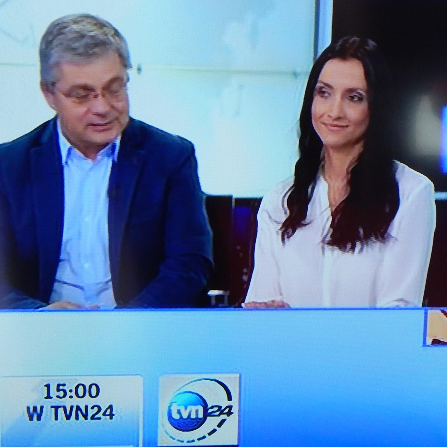 IMG 20150309 160245 W roli eksperta w tvn24!