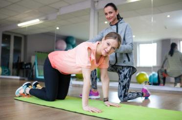 Trening 4! Pregnicious Program