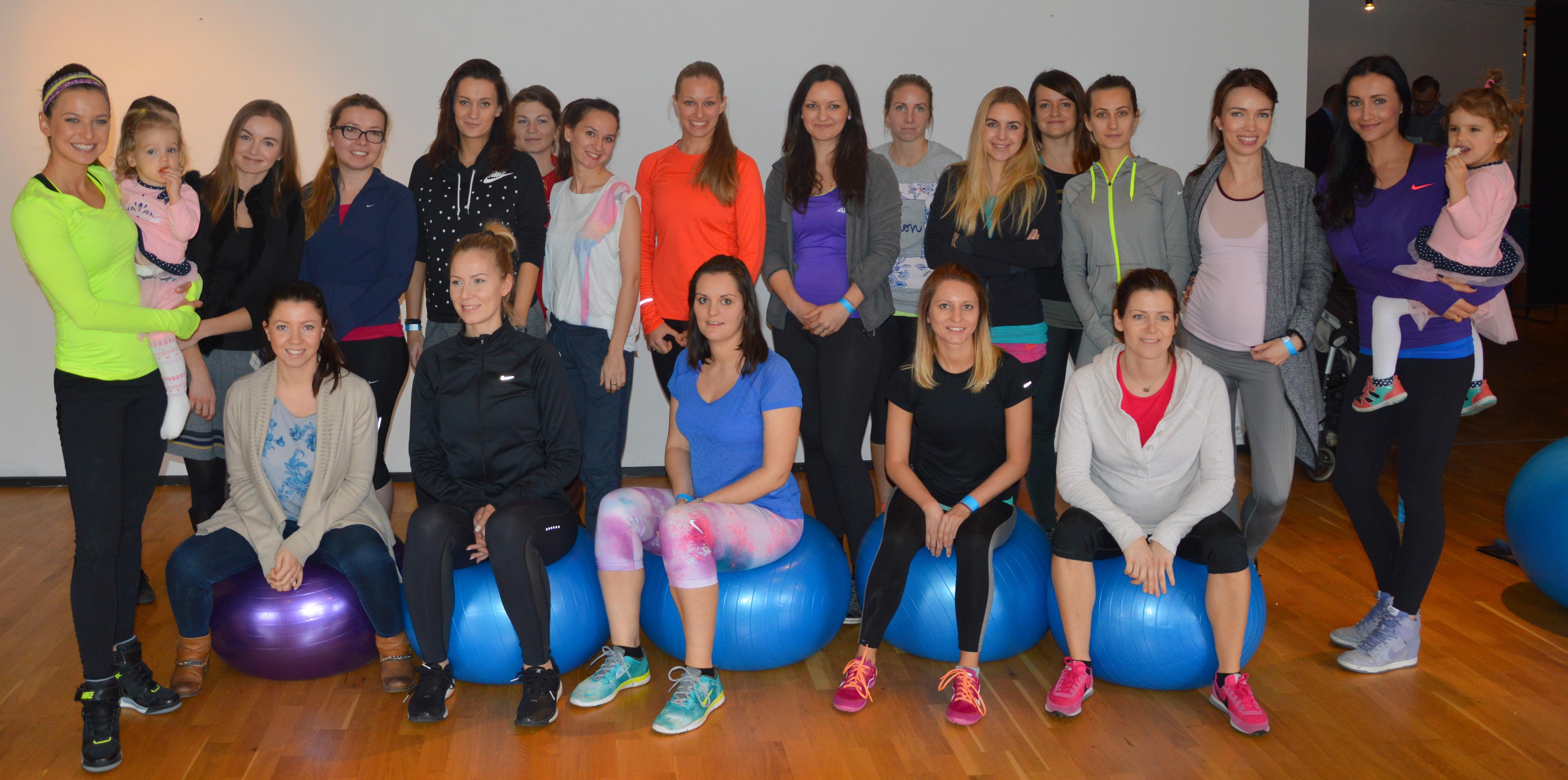 DSC 0517 Fotorelacja z warsztatów Healthy Ciąża