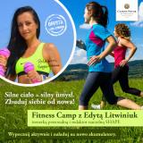 Fitness Camp w Hotelu Czarny Potok w Krynicy Zdrój