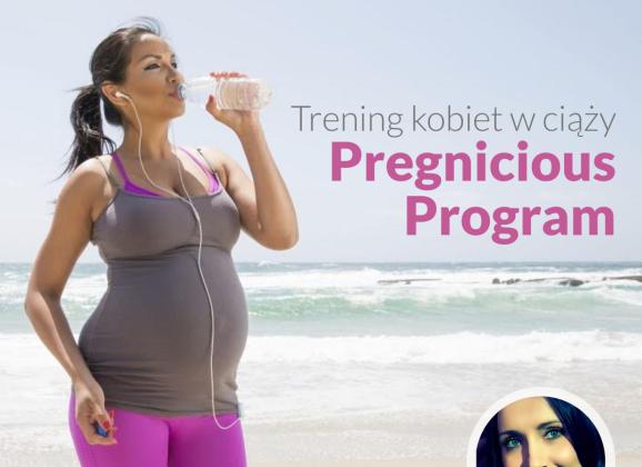"""SZKOLENIE """"TRENING KOBIET W CIĄŻY – PREGNICIOUS PROGRAM"""""""
