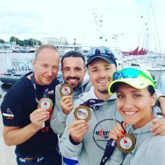 Podsumowanie startu w 70.3 Ironman Gdynia