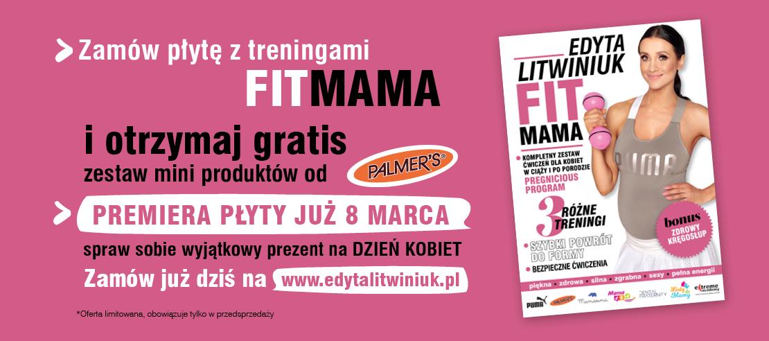 baner 1110x492 2 Moja płyta DVD FIT MAMA dla kobiet w ciąży i po porodzie