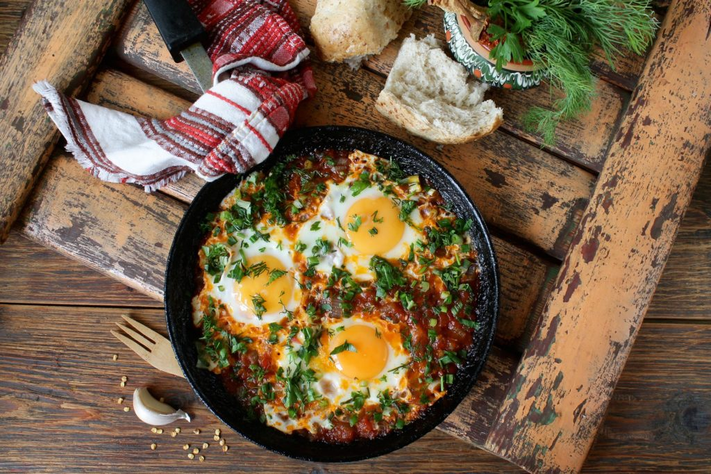 georgian eggs 2786311 1920 1024x682 8 TOP przepisów na POWER śniadania