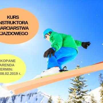 KURS INSTRUKTORA SNOWBOARDU W ZAKOPANEM