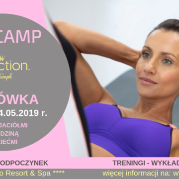 FIT CAMP TRIACTION BY TRIUMPH (MAJÓWKA)