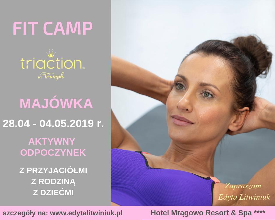 fit camp insta FIT CAMP TRIACTION BY TRIUMPH (MAJÓWKA)