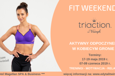FIT WEEKEND TRIACTION BY TRIUMPH