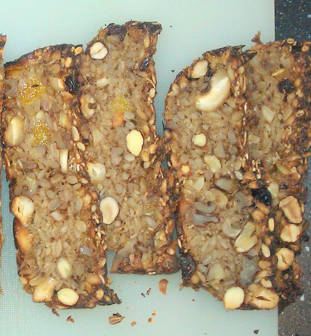 IMAG0727 Dietetyczny chleb