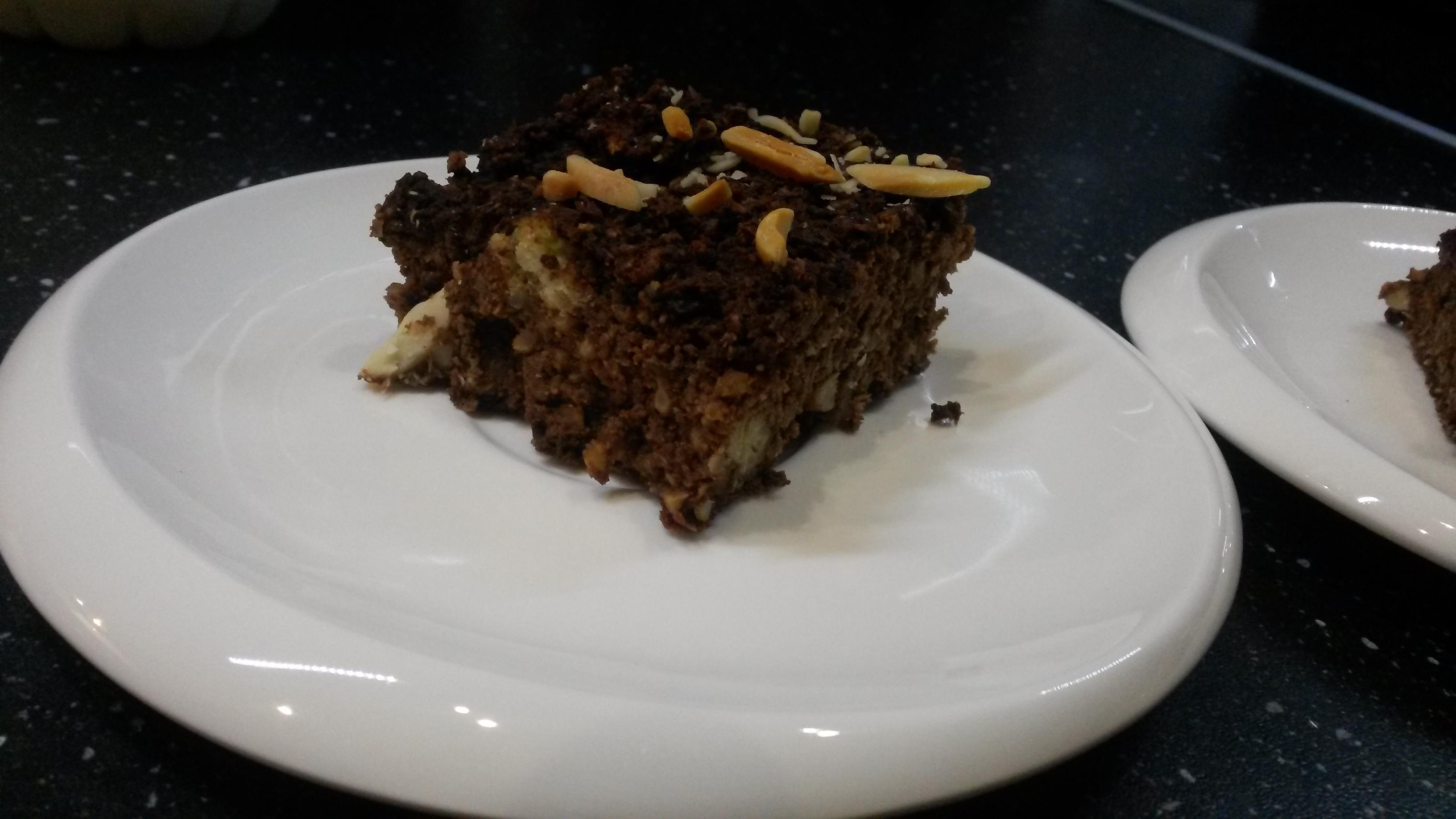 20141120 102736 Ciasto czekoladowe z kaszy jaglanej