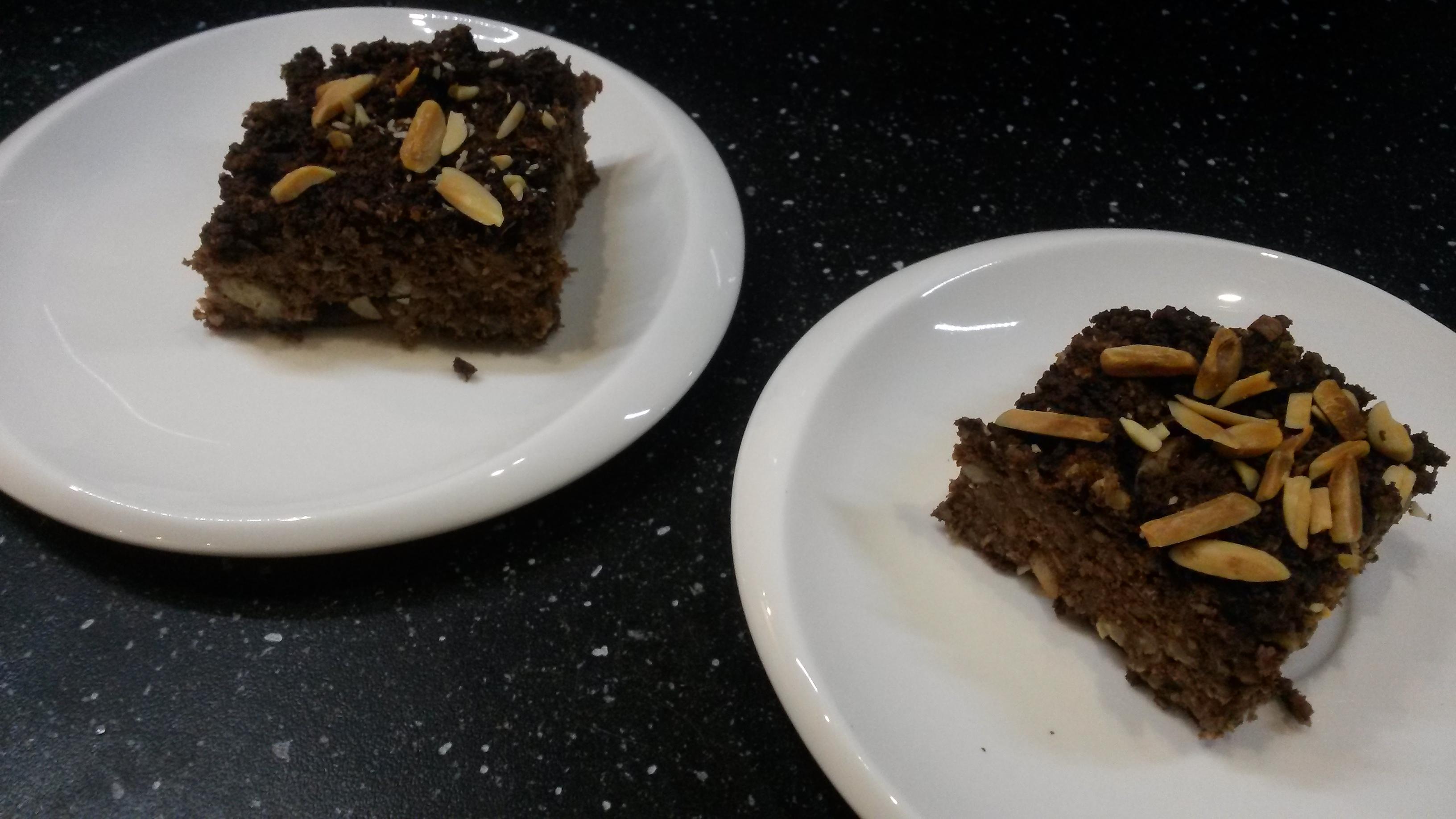 20141120 102744 Ciasto czekoladowe z kaszy jaglanej