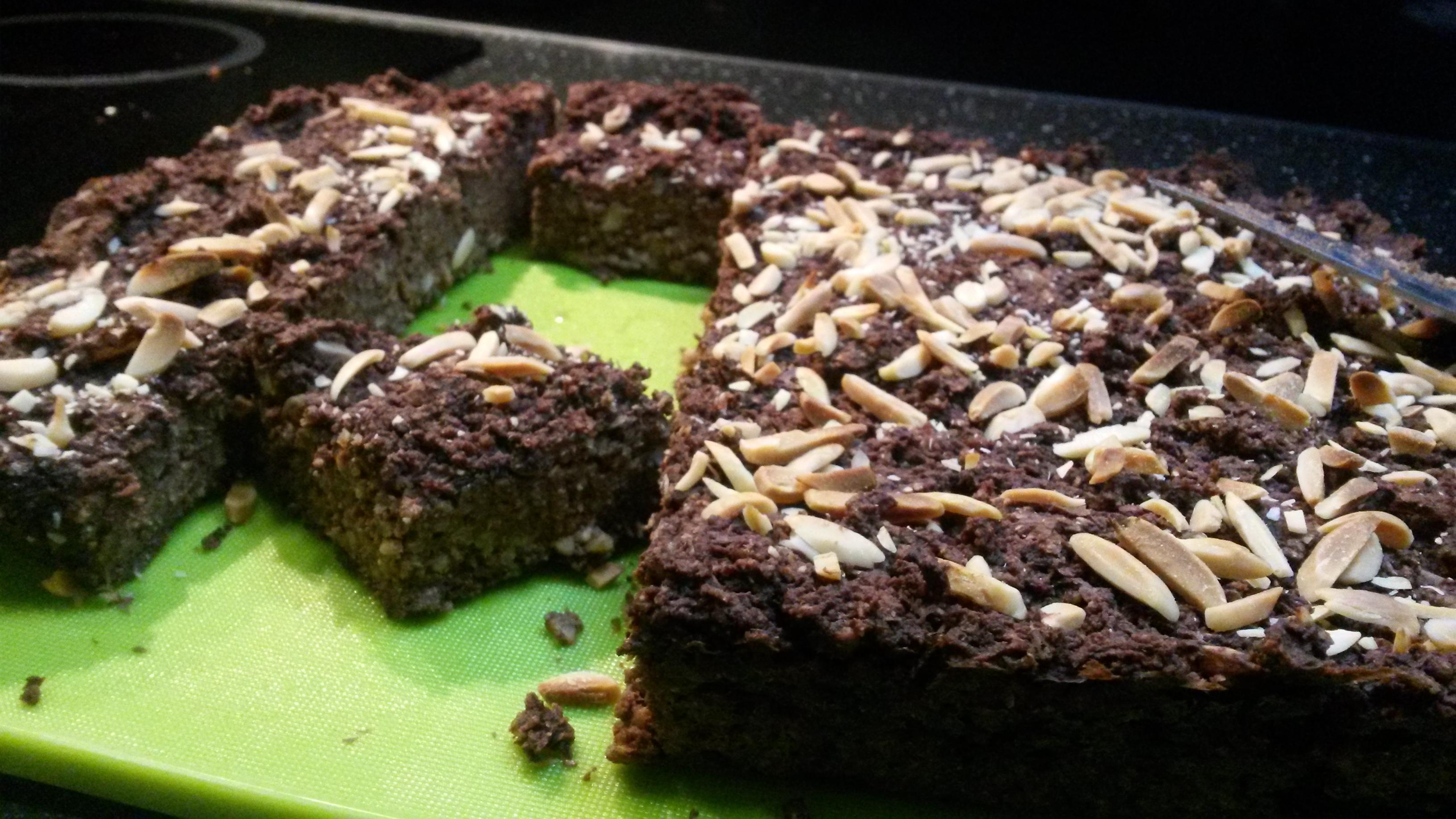 20141120 102758 Ciasto czekoladowe z kaszy jaglanej