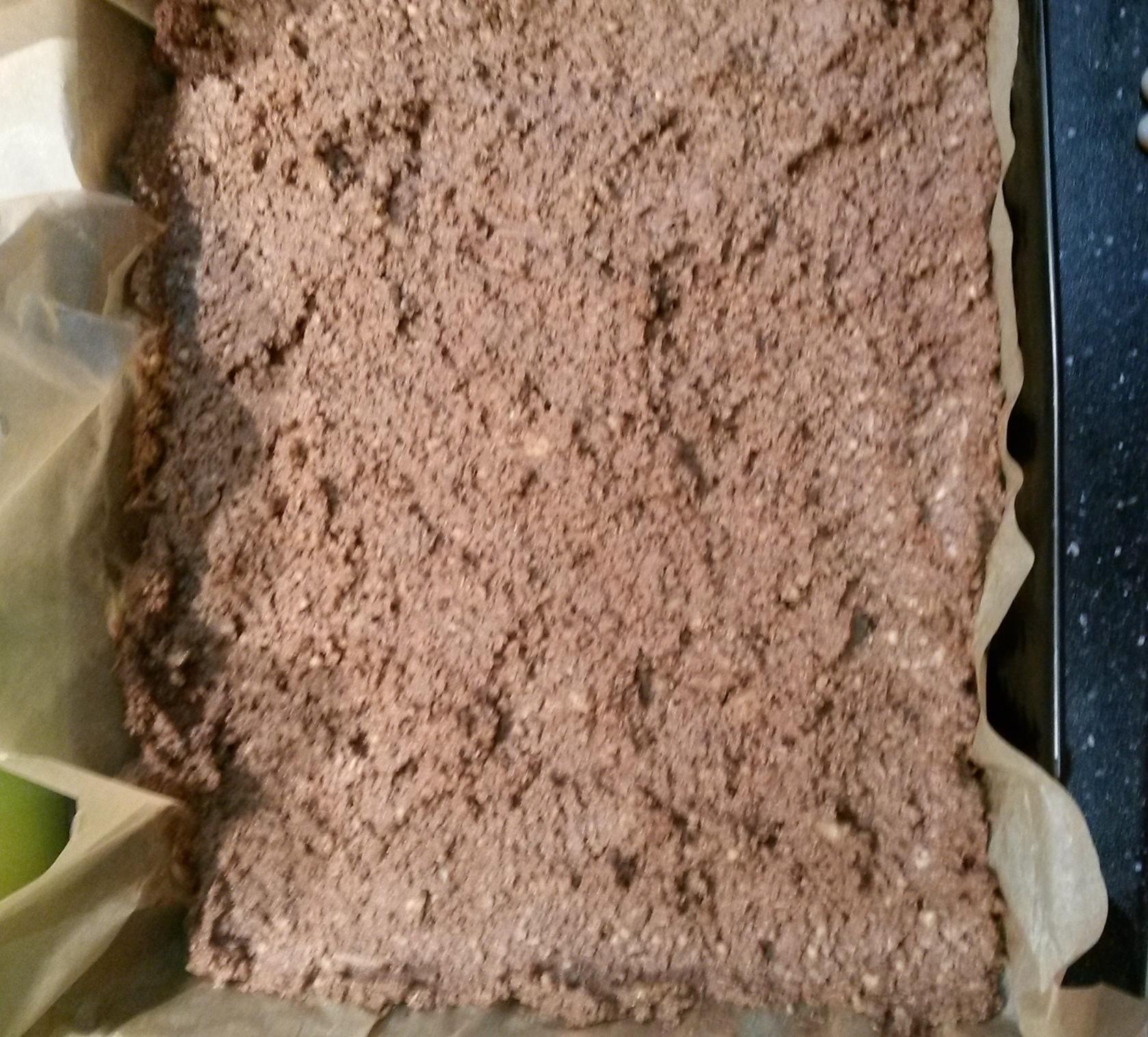 IMG 20141120 0822451 Ciasto czekoladowe z kaszy jaglanej